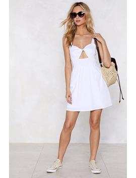 Your Sister Can't Twist Mini Dress by Nasty Gal