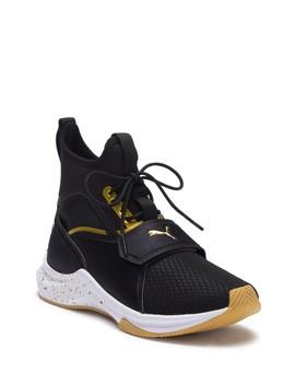 Phenom Gold Sneaker by Puma