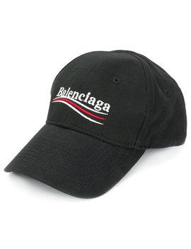 New Politic Cap by Balenciaga