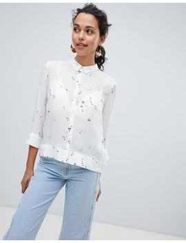 Esprit Conversational Print Shirt by Esprit