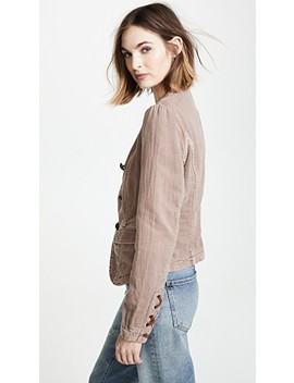 Jagger Blazer by Free People