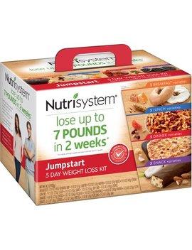 Nutrisystem 5 Day Jumpstart Weight Loss Kit by Nutrisystem