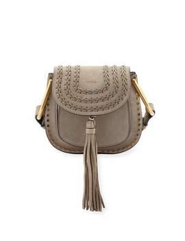 Hudson Mini Suede Shoulder Bag by Chloe