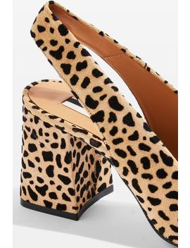 Gainor Slingback Shoes by Topshop