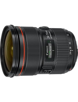 Ef 24 70mm F/2.8 L Ii Usm Zoom Lens by Amazon