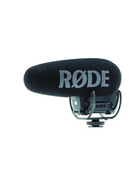 RØde Video Mic Pro+ Microphone   Black by Amazon