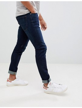 Abercrombie & Fitch Skinny Fit Jeans In Dark Wash by Abercrombie & Fitch