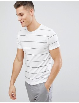 French Connection Thin Stripe T Shirt by French Connection
