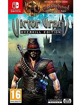 Victor Vran Overkill Edition (Nintendo Switch) by Amazon