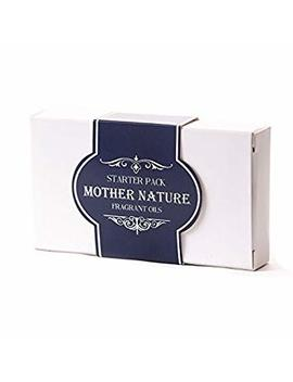 Mystic Moments | Fragrant Oil Starter Pack   Mother Nature   5 X 10ml   100 Percents Pure by Amazon