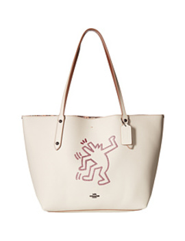 Keith Haring Market Tote by Coach