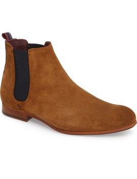 Saldor Mid Chelsea Boot by Ted Baker London