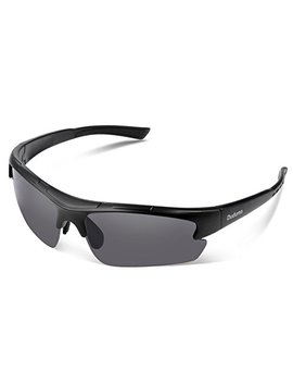 Duduma Polarized Designer Fashion Sports Sunglasses For Baseball Cycling Fishing Golf Tr62 Superlight Frame by Duduma