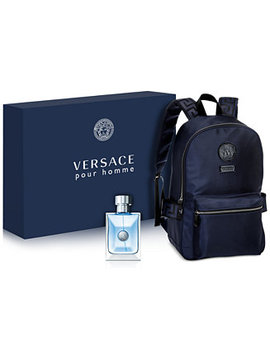 Men's 2 Pc. Versace Pour Homme Gift Set by Versace