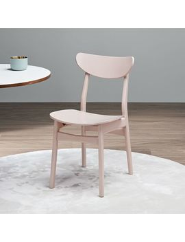 Classic Café Lacquer Dining Chair by West Elm