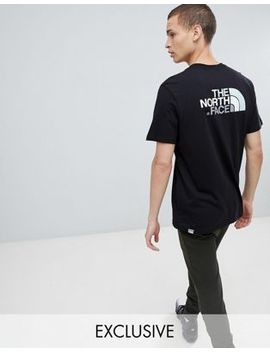 The North Face Exclusive To Asos Easy T Shirt In Black by The North Face