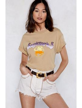 Sagittarius Girl Tee by Nasty Gal