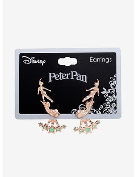 Disney Peter Pan Silhouette Ear Cuffs by Hot Topic