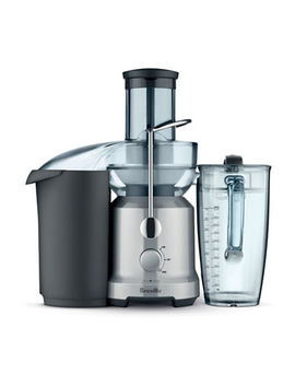 The Juice Fountain Cold Juicer Bje430 Sil by Breville