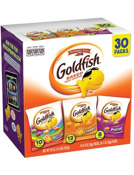 Pepperidge Farm Goldfish Variety Pack Classic Mix by Amazon