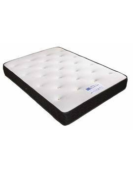 Backcare Support Spring Mattress With Memory Foam, Available In All Uk Sizes Double (4'6) by Amazon