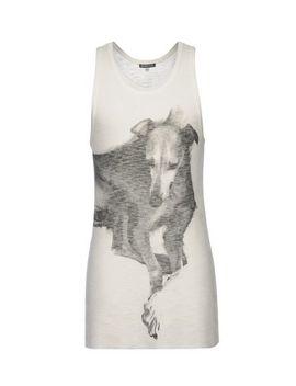 Ann Demeulemeester Tank Top   T Shirts And Tops U by Ann Demeulemeester