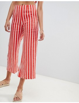 Faithfull Tomas Cropped Trousers by Faithfull