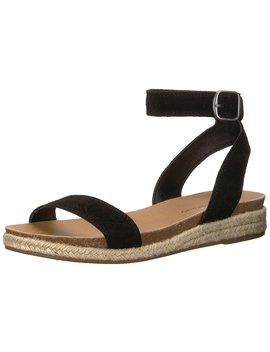 Lucky Brand Women's Garston Flat Sandal by Lucky+Brand