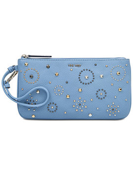 East/West Studded Wristlet by Nine West