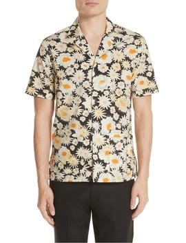 Jude Floral Print Shirt by Burberry