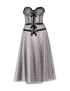 Philosophy Di Alberta Ferretti Knee Length Dress   Dresses D by Philosophy Di Alberta Ferretti