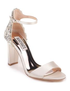 Seina Ankle Strap Sandal by Badgley Mischka
