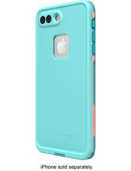 FrĒ Protective Water Resistant Case For Apple® I Phone® 7 Plus And 8 Plus   Wipeout by Life Proof
