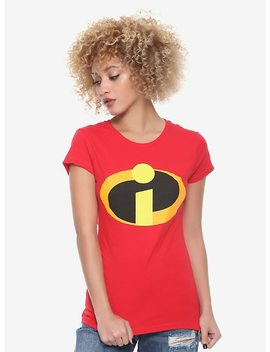 Disney Pixar Incredibles Girls Cosplay T Shirt by Hot Topic