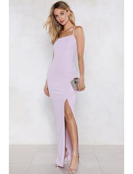 Lost For Words Maxi Dress by Nasty Gal