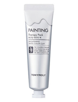 Painting Therapy Masks by Tonymoly