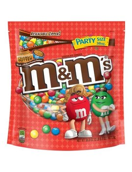 M&M's Peanut Butter    50 Oz. Bag by M&M's