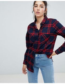 Brave Soul Tom Check Shirt by Shirt