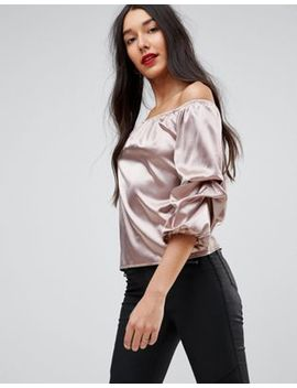 Jessica Wright Bardot Top by Top