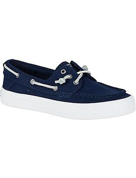 Women's Crest Resort Rope Sneaker by Sperry