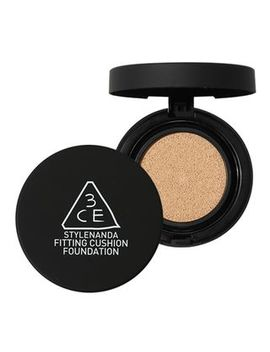 Fitting Cushion Foundation Spf50+ Pa+++ With Refill by 3 Concept Eyes