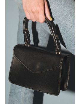 Black Mini Handbag by Brandy Melville
