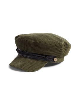 Corduroy Baker Boy Hat by Bp.