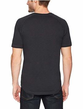 Goodthreads Men's Short Sleeve Slub Henley Tee by Goodthreads
