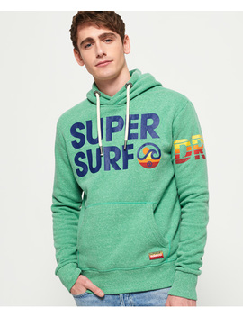 Undercurrent Crossover Hoodie by Superdry