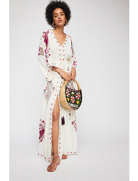 Balloon Rouge Duster Maxi Dress by Free People