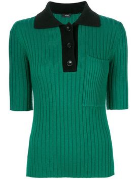Josephshort Sleeve Ribbed Jumper Home Women Clothing Jumpers by Joseph