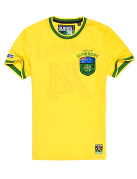 Australia Trophy Series T Shirt by Superdry