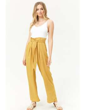 Wide Leg Combo Jumpsuit by Forever 21