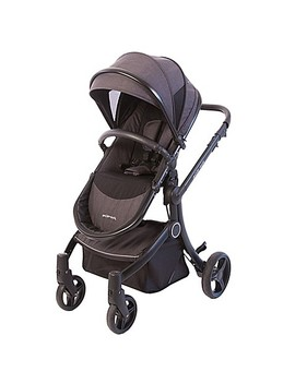 Guzzie + Guss Connect Stroller In Raven by Bed Bath And Beyond